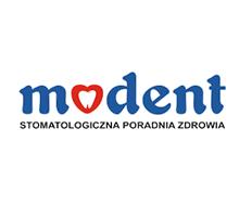 Logo MODENT Stomatologiczna Poradnia Zdrowia