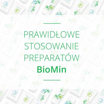 Jak stosować BioMin